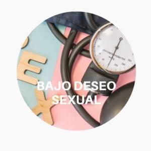 Terapia Bajo Deseo Sexual